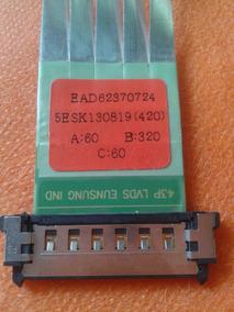 Cabo Flat Lvds Tv Lg 39ln5400 Bad62370724 Original.testado