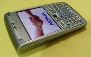 Nokia E61 Titanium Smartphone Gg Todo Original De Fabrica