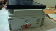 Fabrica Cerco Electrico Energizador Solar 110 Tel 2321036139