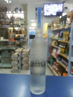 Vodka Belvedere Tradicional 700ml Mega Oferta