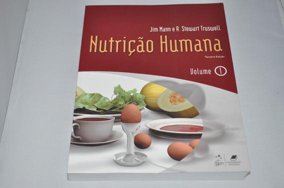 Livro - Nutrição Humana - 2 Volumes