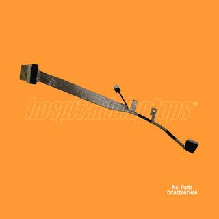 Cable Flex Bus De Video Laptop Toshiba M100 M105 Dc020007k00
