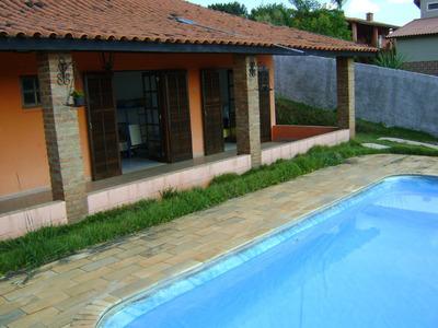 Condomínio 1.000 Mts Ibiuna Casa, Piscina A/c Financiamento!