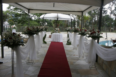 Espaço Salão Chácara Festas Casamentos Aniversários Eventos