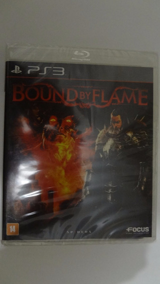 Lote Com 2 Jogos Ps3 Lost +bound By Flame