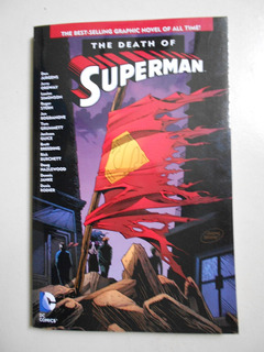 Comic The Death Of Superman Doomsday La Muerte De Superman