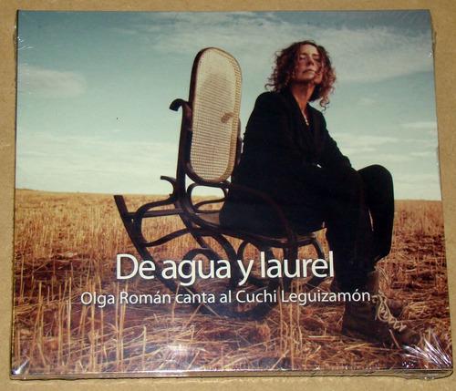 Olga Roman Canta Cuchi Leguizamon De Agua Y Laurel Cd Kktus