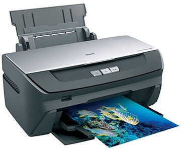Multifuncional Epson Stylus Photo R270 Cd/dvd