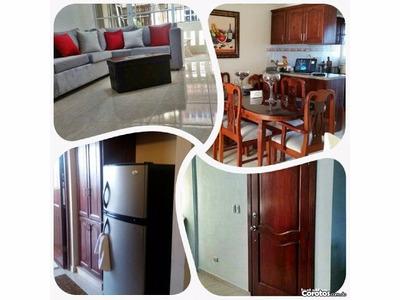 Apartamento 3 Habitaciones, 2 Baños.