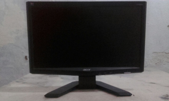 Monitor Acer Lcd 17 Polegadas + Estabilizador Energy Lux