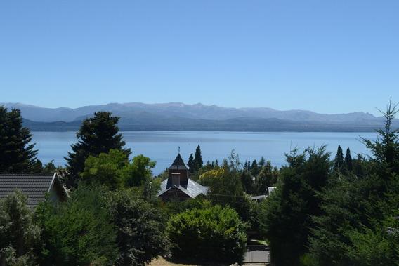 Hermoso Piso Con Vista Al Lago Nahuel Huapi