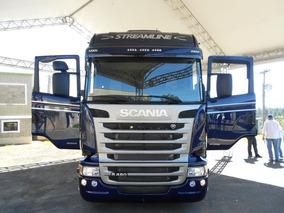 Scania R440 + Bitrem Ou Bicaçamba Ou Bitanque Ou Baú
