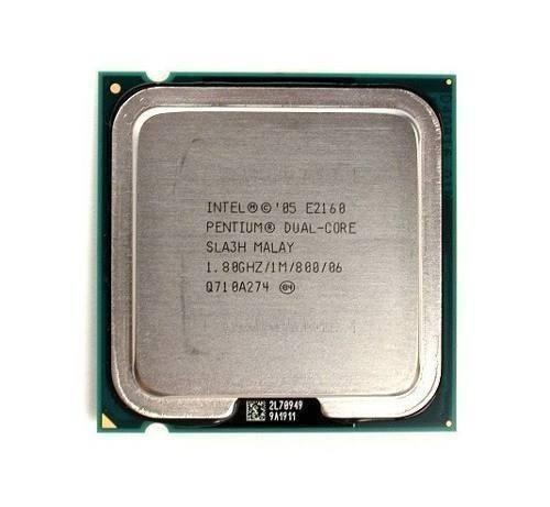 Processador Intel Pentium Dual Core E2160 1.80 Ghz, 800 Fsb