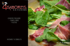 4 Sabores Catering - Pizza Party