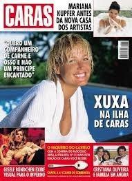 Xuxa Quero 1 Companheiro - Caras