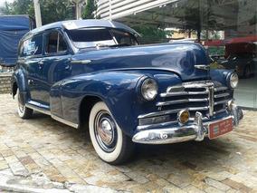 Chevrolet Furgão - 1948