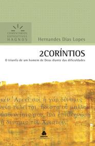 Livro 2º Coríntios / Hernandes Dias Lopes
