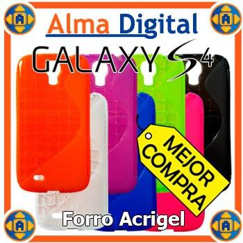 Forro Acrigel Blackberry Q10 Estuche Protector Manguera