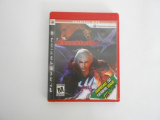 Devil May Cry 4 Ps3 Play Station 3 C