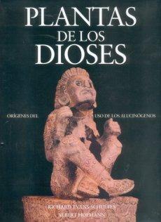 Plantas De Los Dioses, Schultes / Hoffmann, Ed. Fce