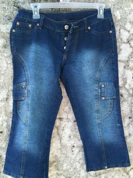 Pantalon Capri Talle 40