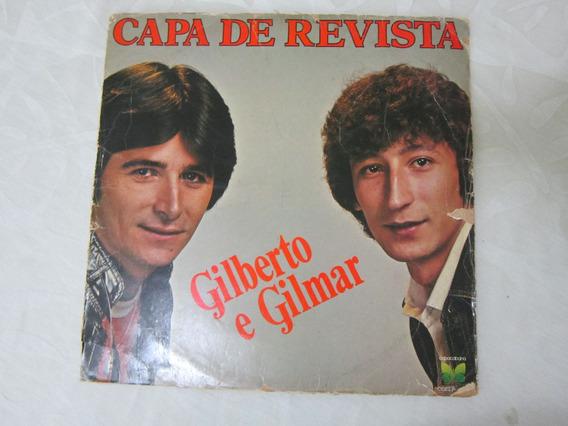 Vinil/lp Gilberto E Gilmar Capa De Revista