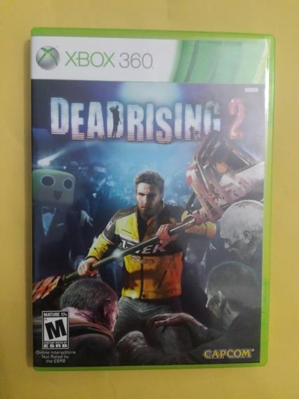 Dead Rising 2 ( Jogo Original Xbox 360 Mídia Física )