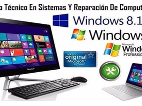 Servicio A Domicilio Pc/ Laptops/ Redes Wifi Camaras Dvr