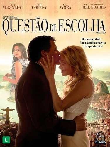 Questão De Escolha Dvd Lçto - Gospel - Original Graça Filmes