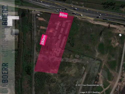 Imagen 1 de 5 de 2 Has Sobre Au. Panamericana Km 25. Iindustrial. Excelente