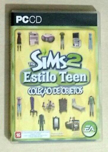 The Sims 2: Estilo Teen - Pc - Original