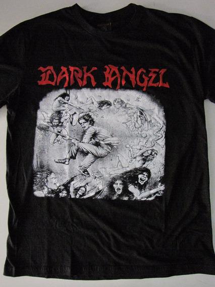 Camiseta Banda Dark Angel - We Have Arrived - Profanus