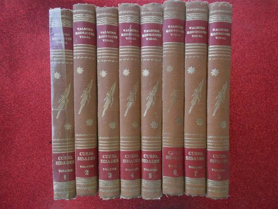 Coleção 8 Livros Curiosidades Editados Em 1964