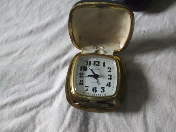 Antigo Relógio De Bolço.funcionando A Corda..europeu..