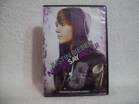 Dvd Original Justin Bieber- Never Say Never