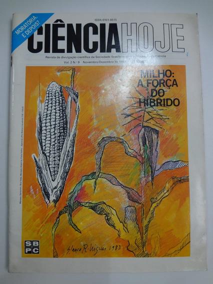 Revista Ciência Hoje Vol. 2 N° 9