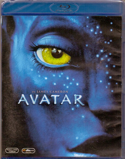 Blu Ray Avatar - De James Cameron - Novo***