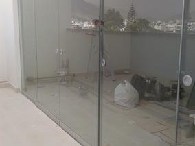 Mamparas Vidrio Templado,puerta D Ducha Ventanas 990078082