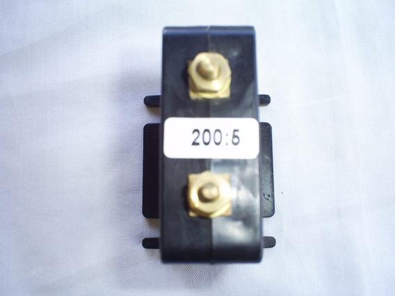 Transformador Corrente Ratio 200:5a Cat 2sft-201 (lote 93)