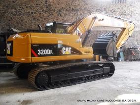 Excavadora 320dl 2012 Con Kit Para Martillo