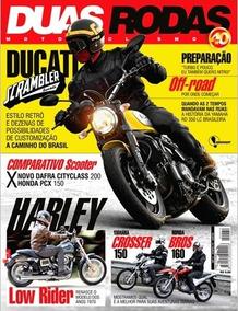 Revista Duas Rodas - 472 - Janeiro 2015 - Frete Grátis