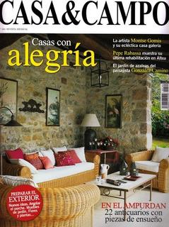 Revista Casa Y Campo Antigüedades Angostura Consultar