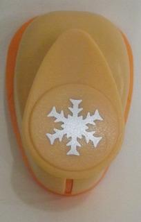 Furador Scrapbook Regular Floco De Neve Mod.iv - 1,5cm