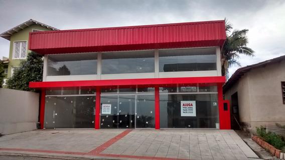 Sala Comercial Terrea No Centro De Içara/sc
