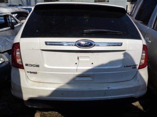 Ford Edge Limited 2015 Sucata Inteira