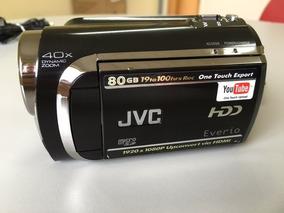Camera Filmadota Hd Jvc 80 Giga Memoria