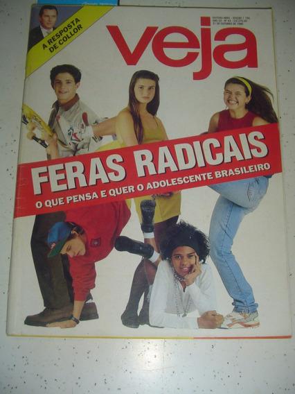 Revista Veja 1154 João Gilberto Roberta Senna Pelé Xuxa 1990
