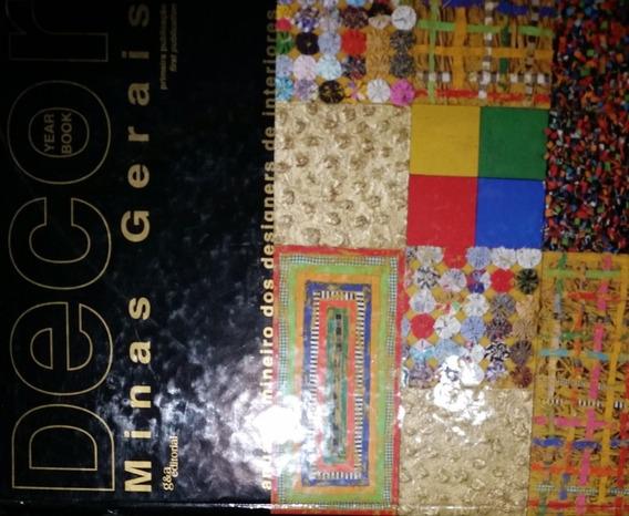 Livro Decor Year Book Minas Gerais