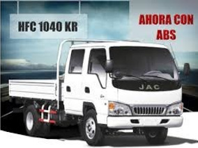 Jac 1040 Doble Cabina Entrega Inmediata No Te Lo Pierdas