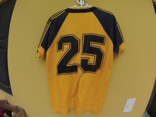 Camisa De Jogo #25 Década 80